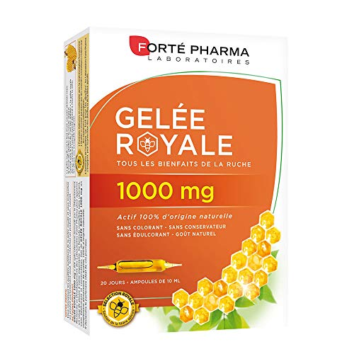 Forté Pharma Royal Jelly 1000mg 20 Phials -