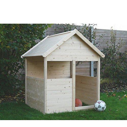 Niños casa de juguete Bimbi de madera 110x 110(H) cm