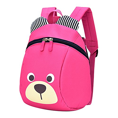 Imagen de juleya toddler 3d perro  baby kids  con reinas walkers mini bolsa pink alternativa
