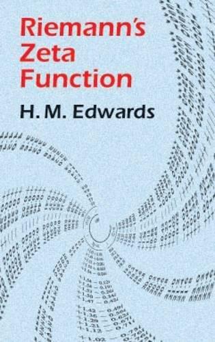 Riemann's Zeta Function (Dover Books on Mathematics)