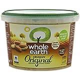 Whole Earth Crunchy Original Delicious Peanut Butter, 1kg