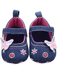 d66efcff40f Bebe Reborn Niña, Zolimx    Moda Bebé Zapatos Mariposa Suave ...