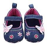 Bebe Reborn Niña, Zolimx  Moda Bebé Zapatos Mariposa Suave Recién...