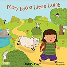 Mary Had a Little Lamb (Classic Books with Holes Big Book)