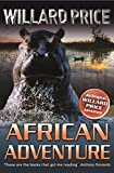 Front cover for the book African Adventure by Willard Price