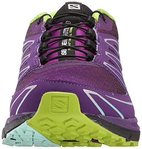 Salomon Sense Mantra 3 Women's Chaussure Course Trial Violet