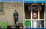 Schuld nach Ferdinand von Schirach Staffel 1+2 [Blu-ray]