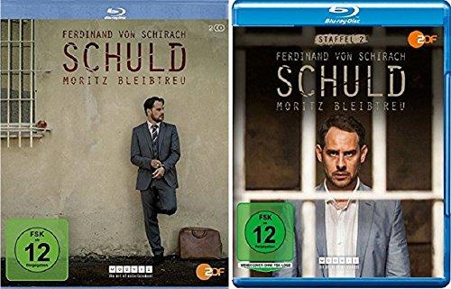 Staffel 1+2 [Blu-ray]