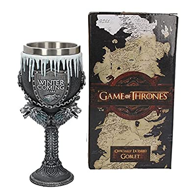 House Stark (Game of Thrones) Goblet