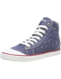 Geox Mädchen Jr Ciak Girl B High-Top