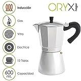 ORYX à café Induction 12 Tazas (600ml)