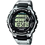 Casio Funkuhren Herren-Armbanduhr Digital Quarz WV-200DE-1AVER