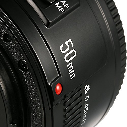 Yongnuo YN EF 50 mm f/1,8 para Canon