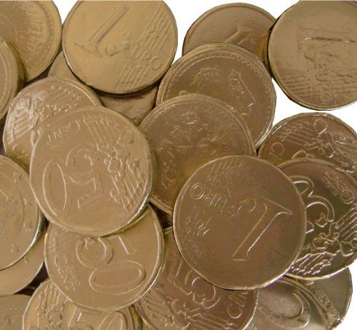 3 kg HITSCHLER GOLDMÜNZEN;KAUBONBON;BONBONS;GOLDTALER;TALER;MÜNZE;BONBON;Schokotaler;Karneval USW. (Schokolade Schokolade-münzen)