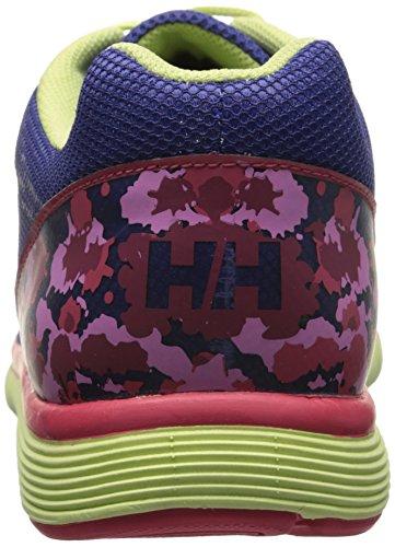 Helly Hansen Donna W TORENA VTR scarpe da corsa Blu marino / Verde / Rosa
