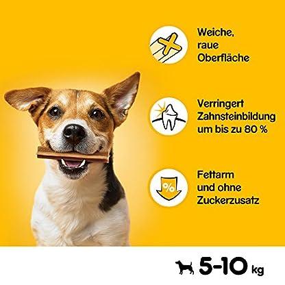 Pedigree DentaStix - Daily Dental Chews for Medium Dogs (10-25 kg), 70 Sticks 5