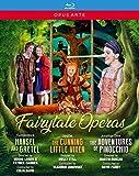 Fairytale Operas [Various] [Opus Arte: OABD7246BD] [Blu-ray]