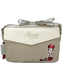Disney Minnie Mouse Bolso para Mujer Bolso al Hombro 100% Original
