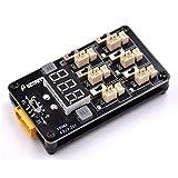 BETAFPV 1s Lipo LiHV Ladestation mit XT60 12A 3V Akkutester Adapter für 3,8 V / 4,35 V Tiny Whoop BladeInductrix JST-PH 2,0 Mikro JST 1,25 HV Lipo Batterie