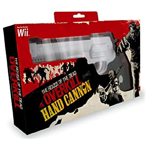 Wii – House of The Dead Overkill – Hand Cannon (Pistole), White