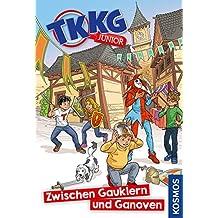 TKKG Junior,6, Zwischen Gauklern und Ganoven