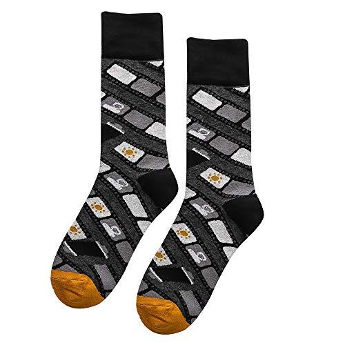 Socken Mit Capes - ZZBO Lange Socken Lustige Witzige Frotteesocken