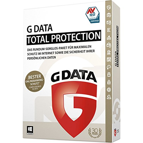 G Data Total Protection - 1 PC / 1 Jahr