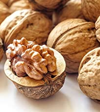 Ancy Brings Kashmiri shelled Walnuts (Special Quality) 1kg (Pack of 4x250)