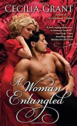 A Woman Entangled (Blackshear Family, Book 3) by Cecilia Grant (2013-06-25)