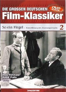 """So ein Flegel (1934) [Erstverfilmung der """"Feuerzangenbowle""""]"""