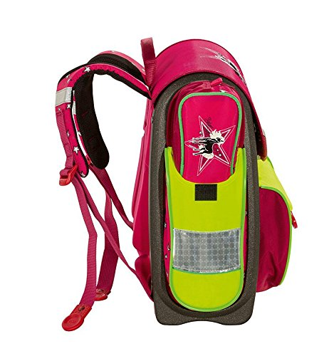 Scout Emotion Schulranzen-Set 4-tlg Buddy Silver Star - 3