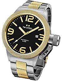 TW Steel Canteen Bracelet - Reloj de pulsera