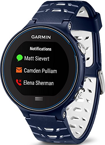 Garmin Forerunner 630 GPS-Laufuhr Akkulaufzeit, Touchscreen, Smart Notifications - 9