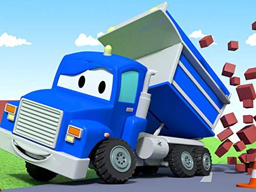Der Kipplaster/Das Müllauto