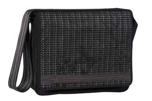 lassig-green-label-small-messenger-bag-black-melange-black-melange-by-lassig