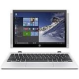"""HP Pavilion x2 10-n103nf PC portable Tactile 10.1"""" Détachable Blanc (Intel Atom, 2 Go de RAM, SSD 32 Go, Disque Dur 1 To, Windows 10)"""