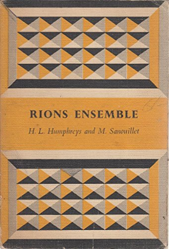 Rions ensemble !