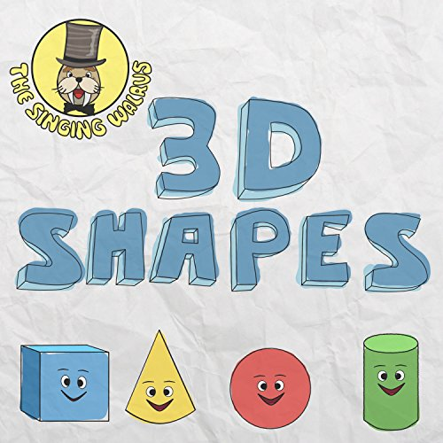 3-D Shapes Song (Instrumental)