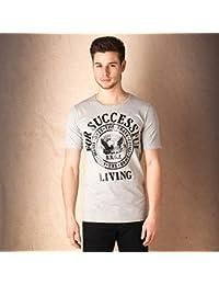 T-shirt Diesel T-Webmarwa pour homme en gris chin�