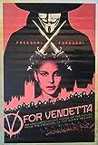 UK Import Poster [61 x 91,5 cm] | V wie Vendetta