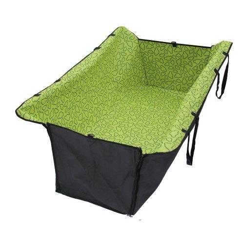 Fuloon Coprisedile Amaca Copertura Coperta Blanket Seat Cover Mat Hammock Sedile Posteriore Automobile per Cane Animali Domestici Pet Viaggio Sicurezza Impermeabile Universale