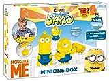 Craze 57040 - Magic Sand Box Minions, ca. 600 g Sand