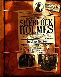 The Case Files of Sherlock Holmes [Hardcover] by