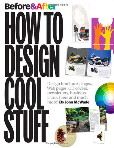 Before & After: How to Design Cool Stuff (One-Off) - Design-software Broschüre