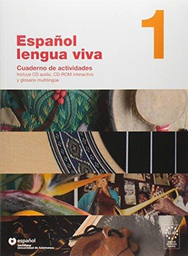 Espanol Lengua Viva: Cuaderno De Actividades + CD + Cdr 1 by Ana Gainza (2007-02-12)