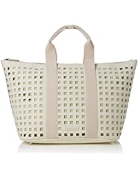 Shoppers y bolsos de hombro para mujer, color Blanco , marca SIXTY SEVEN, modelo Shoppers Y Bolsos De Hombro Para Mujer SIXTY SEVEN BACUT Blanco