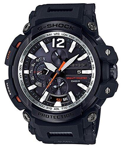 CASIO Reloj Hombre de Digital con Correa en Resina GPW-2000-1AER
