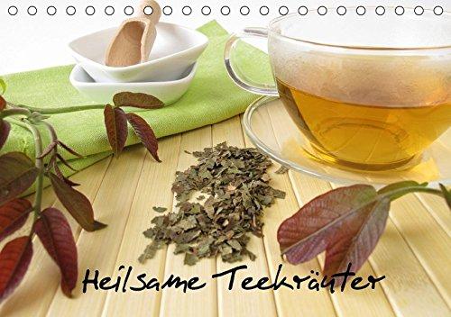 Heilsame Teekräuter (Tischkalender 2018 DIN A5 quer): Kalender mit verschiedenen Kräuterteesorten aus der Naturapotheke (Monatskalender, 14 Seiten ) ... [Kalender] [Apr 01, 2017] Rau, Heike