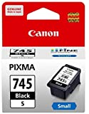 #5: Canon PG-745s (Small) Ink Cartridge (Black)