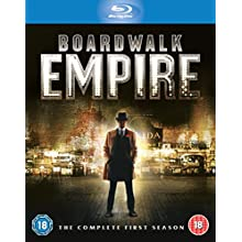 Boardwalk Empire - Season 1 (HBO) [Blu-ray] [2012] [Region Free]